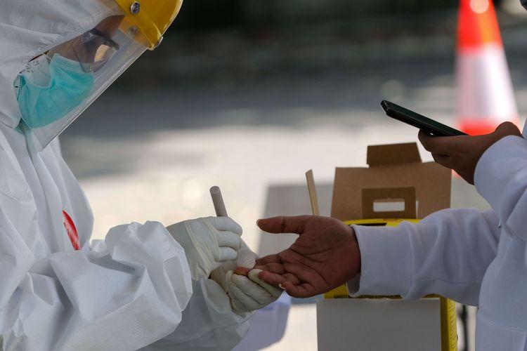 Tes Corona Ini Diklaim Lebih Cepat Deteksi Virus Penyebab Covid-19