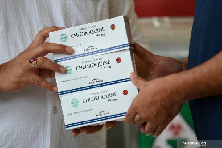 COVID-19, Giliran Eropa Peringatkan Efek Samping Chloroquine