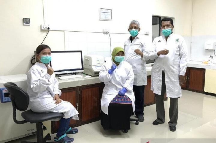 50 Ribu Tes PCR Covid-19 dari Korsel Tiba di Indonesia