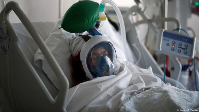 Kematian Meningkat, Dokter Berusaha Tidak Gunakan Ventilator Untuk COVID-19