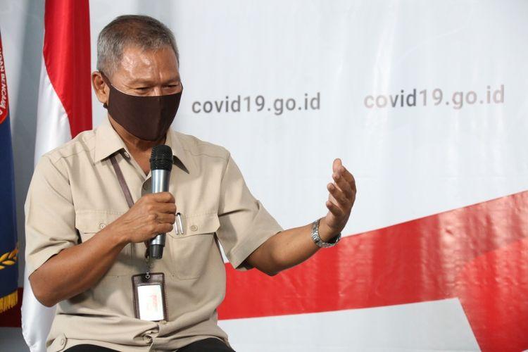 Yuri: Sebagian Besar Penderita Covid-19 Tak Punya Gejala Klinis Berat