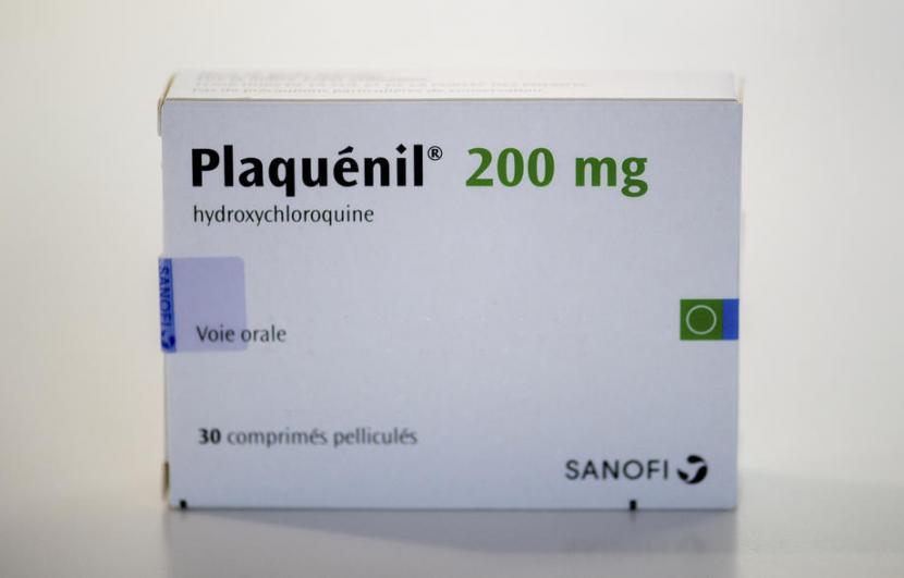 Penggunaan Darurat Obat Malaria untuk Covid-19 di AS Disetop