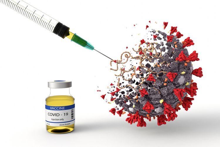 Pemerintah Bakal Datangkan Vaksin Covid-19 dari Inggris untuk Uji Klinis