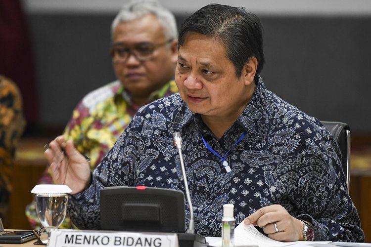 Komite Penanganan Covid-19 dan PEN Fokus Gunakan Belanja Kesehatan untuk Produksi Nasional