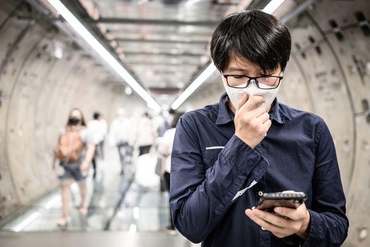 Karyawan Starbucks Korea Selatan Tidak Tertular Covid-19, Bukti Masker Lindungi dari Virus Corona