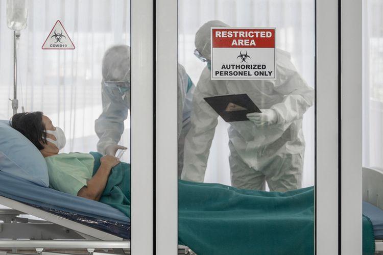 Badai Bradykinin Bisa Jadi Penyebab Kematian Pasien Covid-19 Gejala Berat