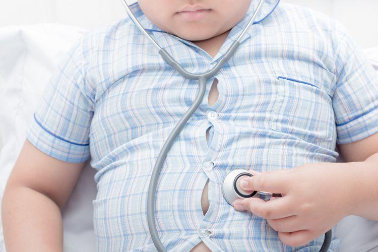 Studi: Obesitas Dapat Memperparah Covid-19