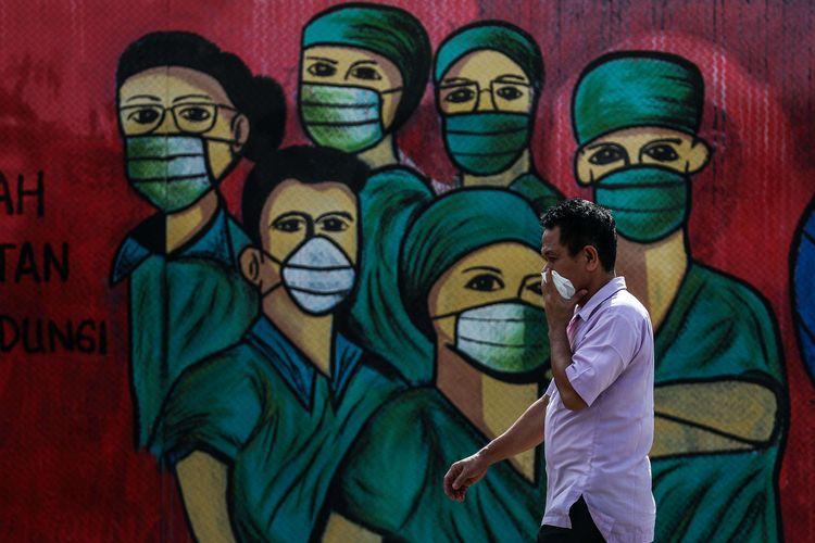 Pakar Epidemiologi: Belum Jelas Kapan Puncak Pandemi Covid-19 di Indonesia