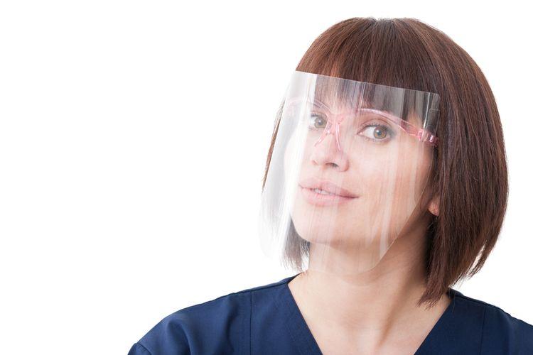 Riset Baru: Face Shield dan Masker Berkatup Tak Efektif Cegah Covid-19