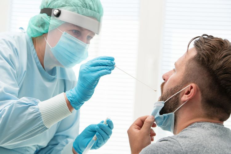 Peneliti Ungkap Alasan Pria Lebih Rentan Terinfeksi Virus Corona