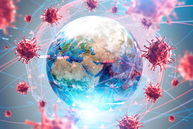 4 Cara Penularan Virus Corona, dari Transmisi Pernapasan hingga Tinja